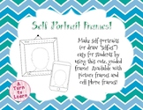 Guided Self-Portrait Art Project!