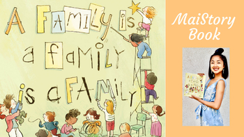Guided-Shared Reading Interactive Read Aloud: A Family Is a Family Is a Family