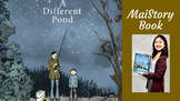 Guided-Shared Reading Interactive Read Aloud + Craft: A Different Pond