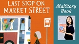 Guided-Shared Reading Interactive Read Aloud + Craft: Last Stop on Market Street