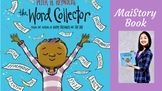 Guided-Shared Reading Interactive Read Aloud + Craft: The Word Collector