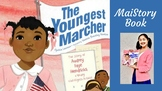 Guided-Shared Reading Interactive Read Aloud + Craft: The Youngest Marcher