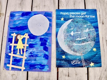 Guided-Shared Reading Interactive Read Aloud: Papa, Please Get the Moon for Me