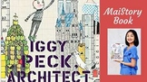 Guided Shared-Reading Interactive Read Aloud + STEM Activity Iggy Peck Architect