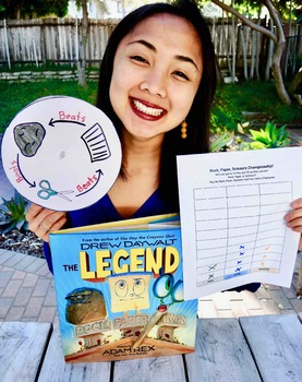 Guided-Shared Reading Interactive Read Aloud: The Legend of Rock Paper Scissors