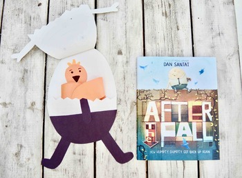 Guided- Shared Reading Interactive Read Aloud and Craft for Kids: After the Fall