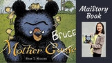 Guided-Shared Reading Interactive Read Aloud and Craft for Kids: Mother Bruce