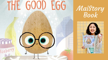 Guided-Shared Reading Interactive Read Aloud and Craft for Kids: The Good Egg