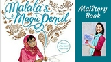 Guided-Shared Reading Interactive Read Aloud for Kids: Malala's Magic Pencil