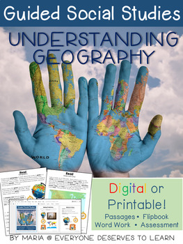 Guided Social Studies: Introduction to Geography