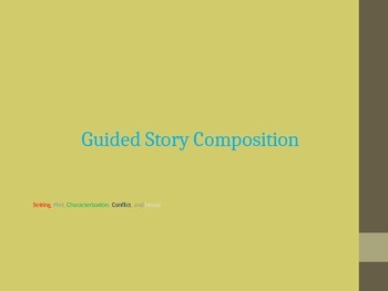 Guided Story Composition