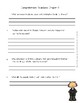 Guided: What Is the Declaration of Independence Common Core, No Prep, Printables
