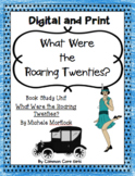Distance Learn: What Were the Roaring Twenties? Common Cor