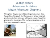 Guided Writing: Adventures in History