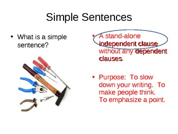 Guided Writing:  Ben Franklin Classicism PowerPoint