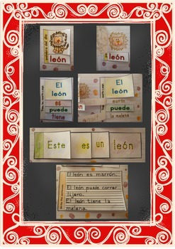 Guided Writing - Interactive Notebook foldables - Bilingual FREE Edition