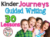 Journeys: Kindergarten Guided Writing Supplements