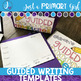 Guided Writing Templates