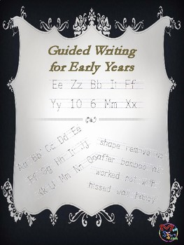 Guided Writing for English Early Years - Kindergarten