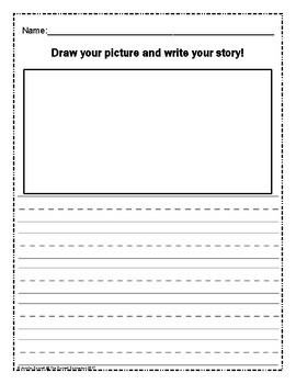 Guided Writing with Apples
