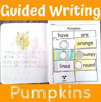 Guided Writing with Pumpkins