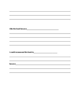 Guided Writing/Journal Prompts