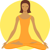 Guided meditation health class lessons. 4 separate lessons