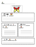 Guided notes for Butterfly BrainPop Jr. (Writers)