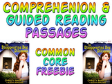 Guided reading comprehension passages grade 4 or 5