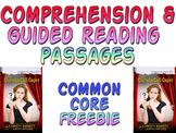 Guided reading comprehension passages grade 5 or 6