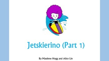 Guided reading, self-study with Jetskierino Part 1