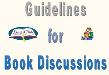 Guidelines for Book Discussions