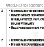 Guidelines for Scientific Writing