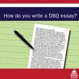 DBQ essay