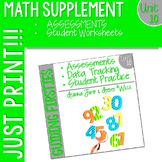 First Grade Math Printables Unit 10