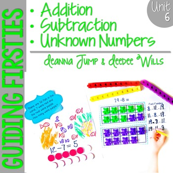 First Grade Math: Unit 6