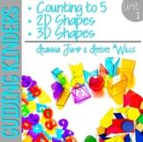 Kindergarten Math : Unit 1
