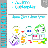 Kindergarten Math : Unit 4