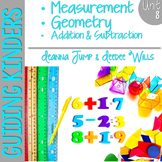 Kindergarten Math : Unit 8