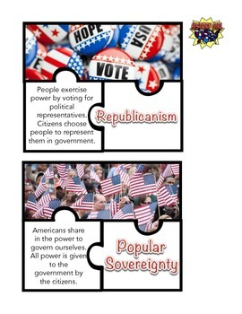 Guiding Principles of the Constitution Puzzle Challenge