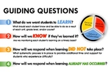 Guiding Questions Poster