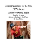 Guiding Questions for the film 127 Hours