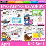 Reading Comprehension: Engaging Readers APRIL