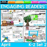 Reading Comprehension: Engaging Readers APRIL SET TWO