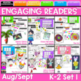 Reading Comprehension: Engaging Readers: August September