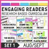 READ ALOUD LESSONS August September