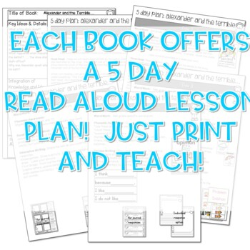 Reading Comprehension: Guiding Readers August September SET TWO