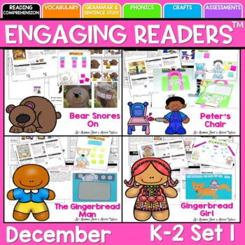 Reading Comprehension: Engaging Readers: December