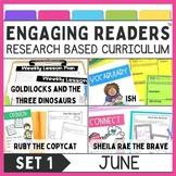 Guiding Readers: JUNE NO PREP ELA Unit for K-1