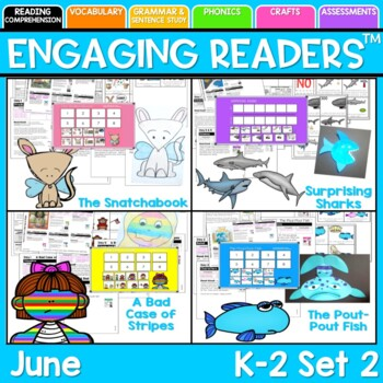 Reading Comprehension: Guiding Readers: JUNE SET TWO